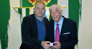 Rafael Gordillo y Rogelio (Foto: RBB).