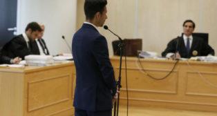 Rubén Castro en el juicio (FOTO: EFE)