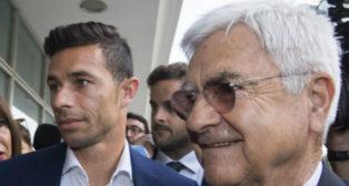Rubén llegó junto a sus abogados (Foto: EFE)