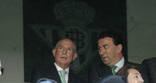 Lorenzo Serra Ferrer y José Miguel López Catalán (Foto: Raúl Doblado)
