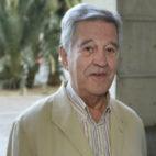 José León, a su entrada ayer a la Audiencia para declarar por el 'Caso Lopera' (Foto: J. J. Úbeda)