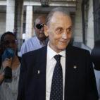 Manuel Ruiz de Lopera, llegando a la Audiencia (Foto: Raúl Doblado).
