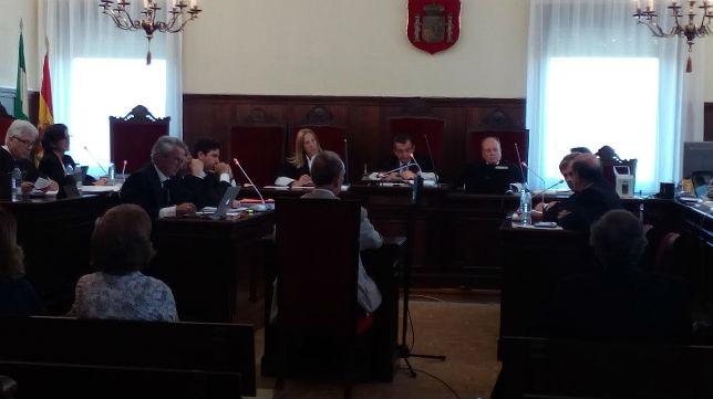 Manuel Ruiz de Lopera, en el juicio (Foto: EFE)