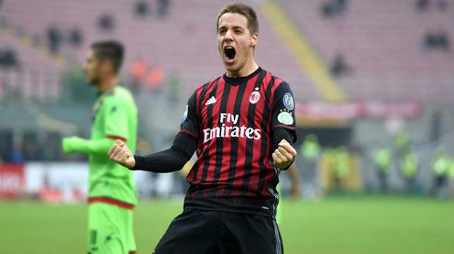 Mario Pasalic jugó cedido en el Milan la pasada temporada