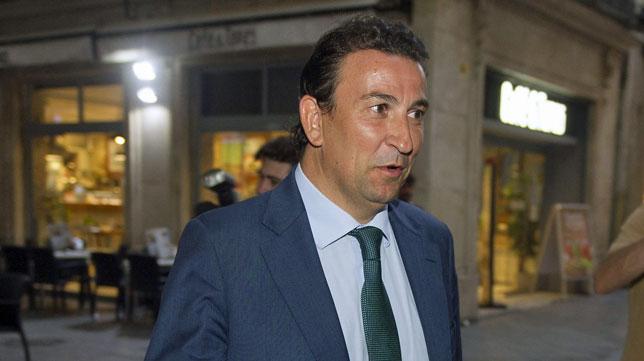 José Miguel López Catalán (foto: J. J. Úbeda)