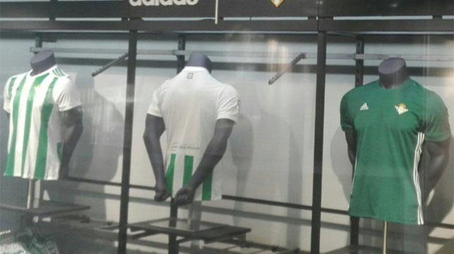 420ae279f5d2b El Betis presentará sus nuevas camisetas de una manera original - Al final  de la Palmera