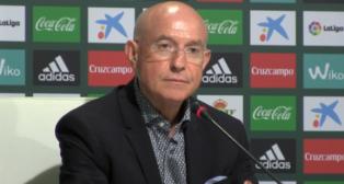Lorenzo Serra Ferrer comparece en sala de prensa