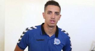 Feddal ha jugado esta temporada en el Alavés