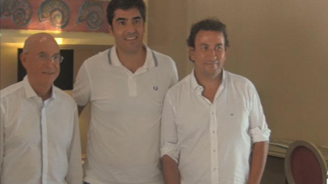Serra, Haro y López Catalán, en Jerez