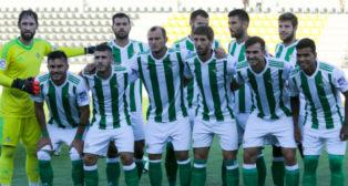Once titular del Betis en el amistoso ante el Vitória FC (Foto: ABC)