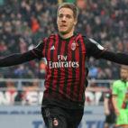 Mario Pasalic jugó cedido en el Milan