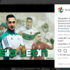 Mensaje de Sergio León en su cuenta de Instagram