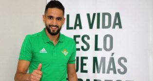Ryad Boudebouz (foto: Real Betis)