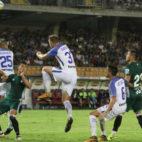 Lance del partido entre el Inter y el Betis. Foto: RBB