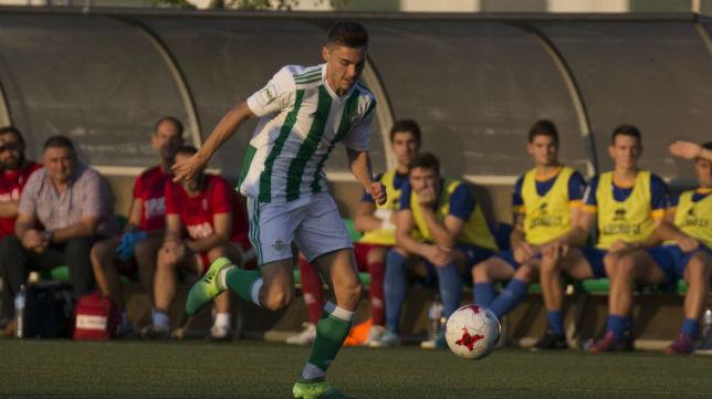 Betis Deportivo-Algeciras (Foto: @RBetisCantera)
