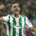 Fabián celebra el gol anotado ante el Levante (Foto: EFE)