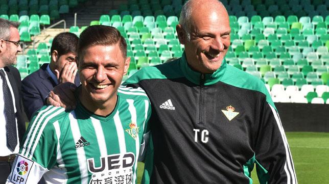 Joaquín y Tomás Calero