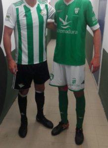a0934fa09c87e De esta manera propuso el Betis Deportivo vestir en Villanueva y el árbitro  lo denegó