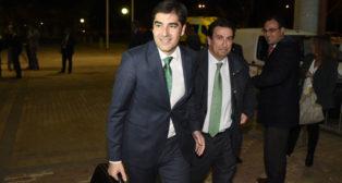 Ángel Haro y José Miguel López Catalán (Jesús Spínola)