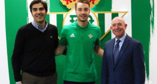 Ángel Haro, Loren y Lorenzo Serra Ferrer (RBB)