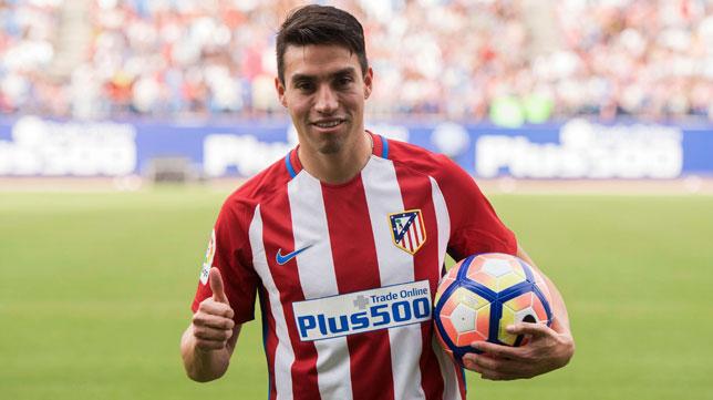Nico Gaitán (Foto: EFE).
