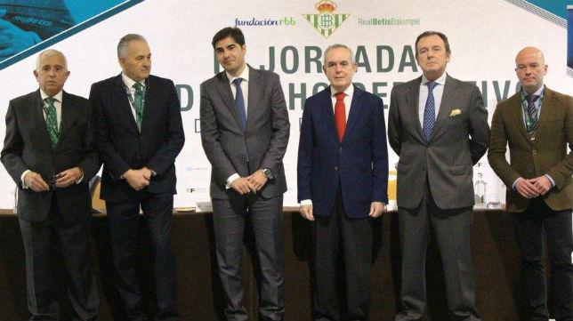 El Real Betis, en colaboración con su Fundación, celebra las IV Jórnadas de Derecho Deporivo (RBB)