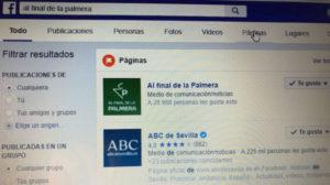 Captura Facebook Palmera 1