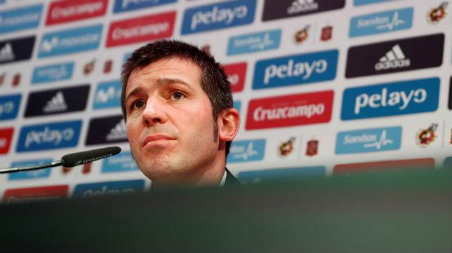 Albert Celades, seleccionador de España sub 21 (EFE)