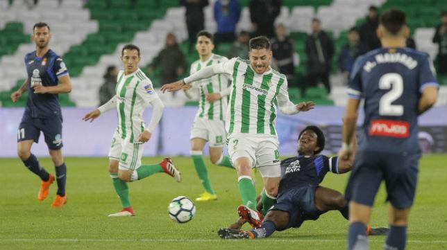 Javi García baja ante La unión deportiva Las Palmas