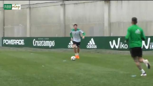 Sanabria y Alex Alegría avanzan en su recuperación (RBB)