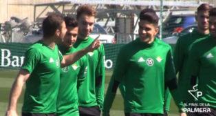 Joaquín habla con Bartra y Barragán
