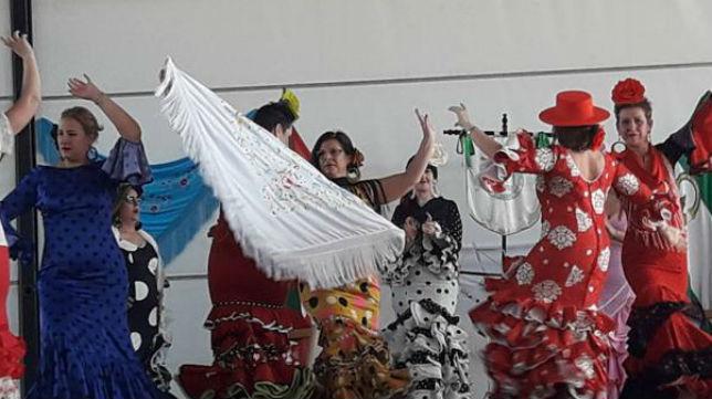 """La """"Feria de Abril """" de Durango arrancará mañana viernes (Foto: Y. Ruiz)"""