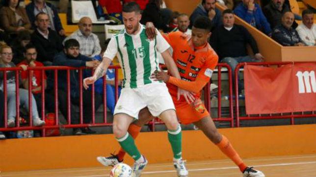 El Real Betis Futsal perdió los dos partidos