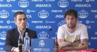 Carmelo del Pozo y Dani Giménez
