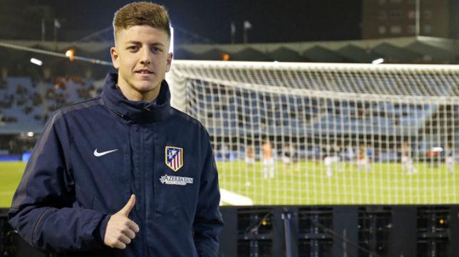 Carlos Marin (Foto: Atlético de Madrid)