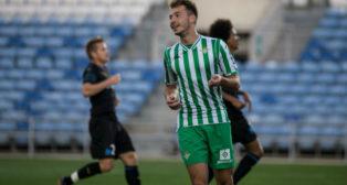 Loren, en el Olympique de Marsella-Betis (RBB)