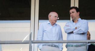 Lorenzo Serra Ferrer y José Miguel López Catalán (RBB)
