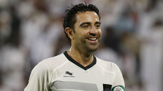 Xavi Hernández (AFP)