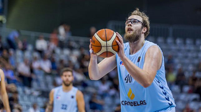 Matt Stainbrook (foto: FEB)