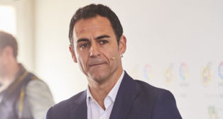 Carlos Velasco Carballo, presidente del CTA y responsable del VAR (foto: Guillermo Navarro)