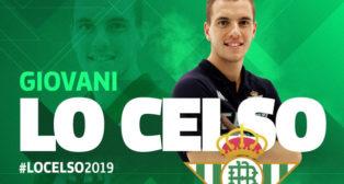 El anuncio oficial del fichaje de Lo Celso por el Betis