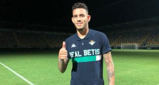Tonny Sanabria (Foto: Real Betis).