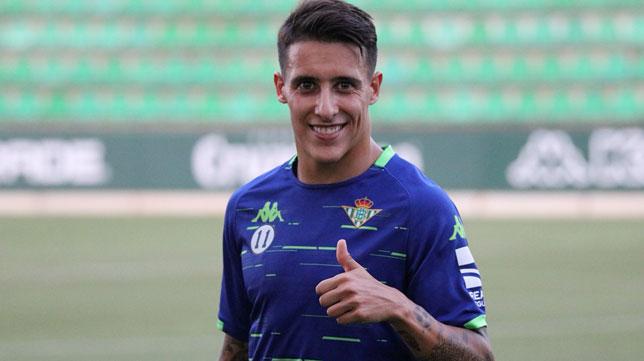 Cristian Tello (Foto: Real Betis).