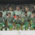 Once del Betis en el debut liguero ante el Levante