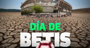 Mensaje del Betis en la previa del encuentro ante el Athletic (Foto: Real Betis)