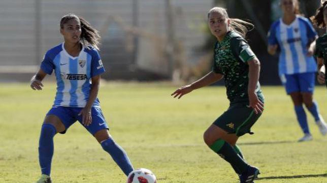El Betis Féminas ganó en Málaga (Foto: LaLiga)
