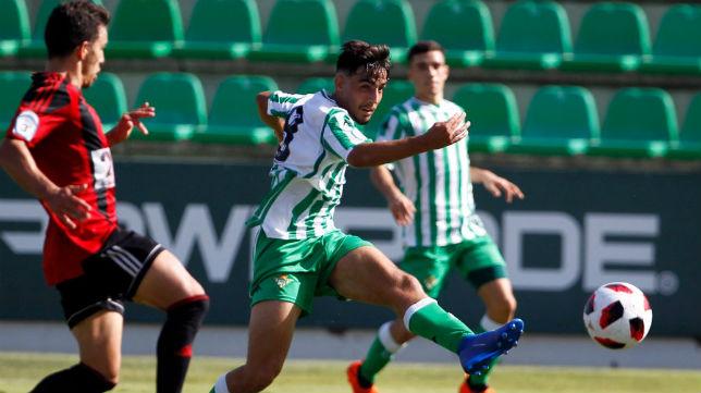El Betis Deportivo goleó al Gerena en Heliópolis (Foto: Real Betis)
