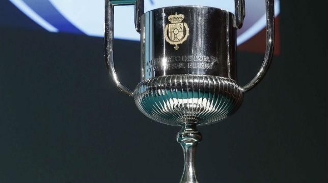 Trofeo de la Copa del Rey (Foto: ABC)
