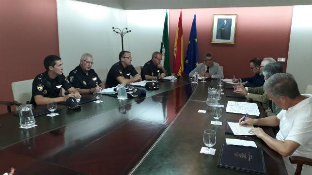 Junta de seguridad del Betis-Dudelange