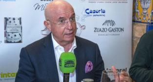 Lorenzo Serra Ferrer, vicepresidente deportivo del Betis (J. J. Úbeda)